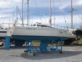 Beneteau first 235 1987 Fanlau, 23.5 ft, 1987, Fanlau
