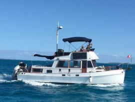Grand Bank 36 Classique, 41 ft, 1972, Sunten