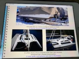 TrimaranTelstar 28 2006, 28 ft, 2006, Gribo0