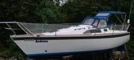 Hunter 28.5 1989 , 28.5 ft, 1989, ANDIAMO