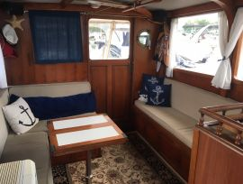 Trawler Marine Trader Europa Sedan, 34 ft, 1979, Willy T
