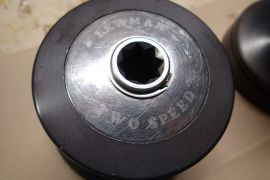 Lemar 30, 2 speed winches