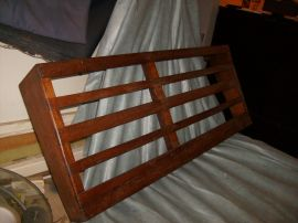 Teak Furniture Fixture
