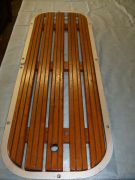 Teak Floor Hatch