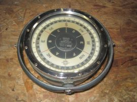 Navy Bearing Repeater Compass/Boussole marine