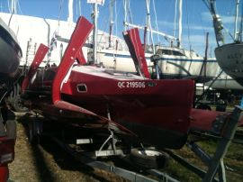 Trimaran Scarab 8 , 26 ft, 2006, Manteca