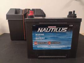 Batterie de demarrage (Neuve)