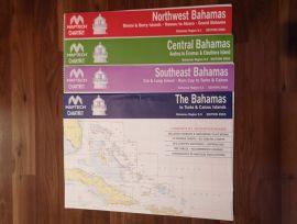 Cartes marine des Bahamas