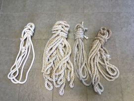 Lot de cordages