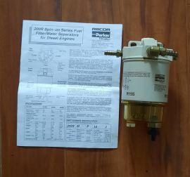 filtre carburant / séparateur eau