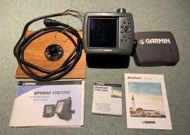 GPS Garmin + Carte du Fleuve Saint-Laurent