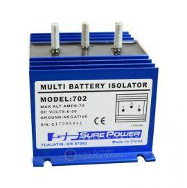 Isolateur de batterie Sûre Power 70A