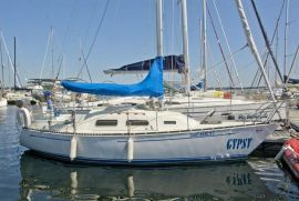 "Mirage (plan Perry), 27 pi. 1980 ""GYPSY"", 27 ft, 1980, Gypsy"