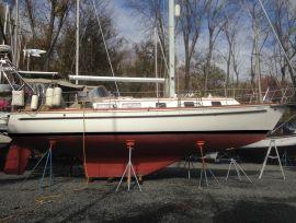 Gulfstar 37, 1977 (Réservé / vente en cours), 37 ft, 1977, Misty