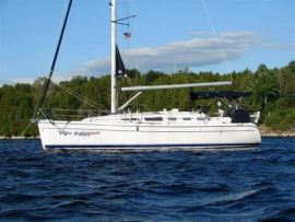 Hunter 38, 38 ft, 2006, Bleu Passion