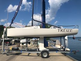 J Boats J70 2012, 23 ft, 2012, Treize