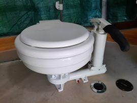 Toilette marine