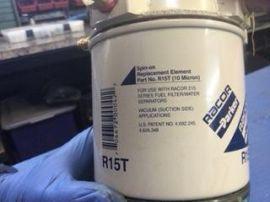 Filtre à diesel R15T - marque Racor Parker