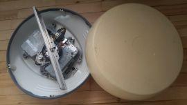 "RAYMARINE Radome/antenna 24milles 18"" 2kw"