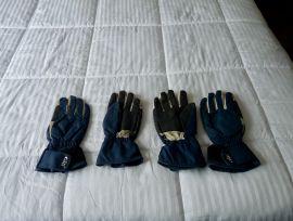 Gants (deux paires) de marin chaud et imperméable