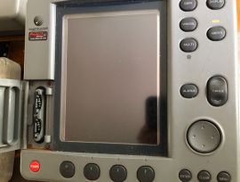 Raymarine ST60/chartplotter/radar