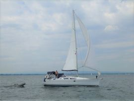 Jeanneau Sun Odyssey , 35 ft, 2004, La Surprise II
