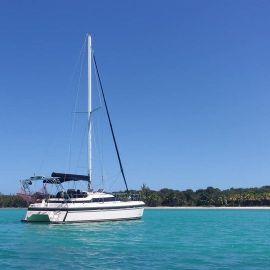 Magnifique Catamaran Island Packet 35, 35 ft, 1995, Pur Tango