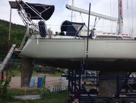 Voilier C&C 35 pieds MK3 1986, 35 ft, 1986, Festina Lente