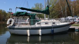 VOILIER BAYFIELD 25', 25 ft, 1987, Sail Away
