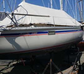 Voilier Jouët 760 Prêt à naviguer, 7.6 m, 1984, Prost