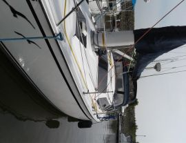 Voilier hunter vision 32, 32 ft, 1990, Libertad