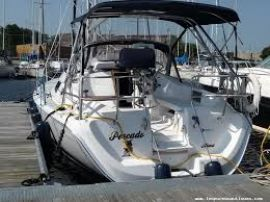 HUNTER 33 - 2006, 33.6 ft, 2006, PESCADO