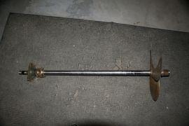 ARBRE (shaft) 1 1/4'' x 45''(PLUS HÉLICE 17LH-8