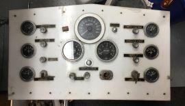 Tableau de bord pour moteur de cruiser