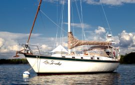 Endeavour 37 Plan A, 37 ft, 1979, Troika