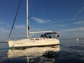 HUNTER 38 2005, 38 ft, 2005, CYGNUS 1