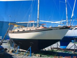 Southern Cross 31, 31 ft, 1977, Kalinka