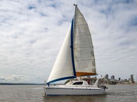 Catamaran Leopard 38, 38 ft, 2000, Mawie